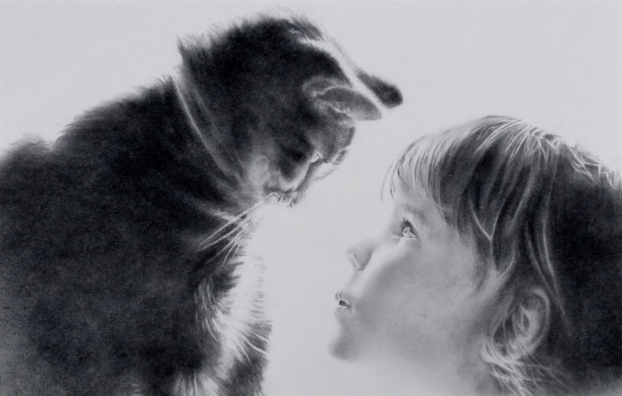 Close Friends - graphite